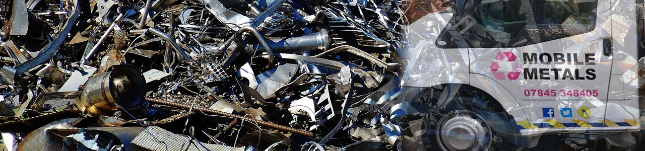 Scrap Metal Yard in Hampshire